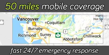 50 miles mobile coverage