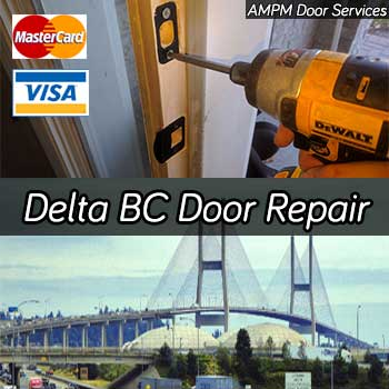 Door repair services in Delta BC