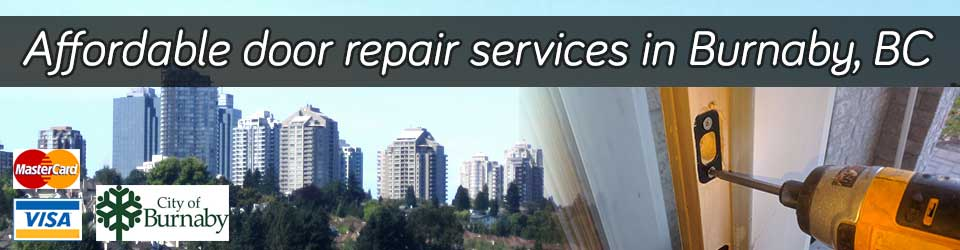 Door Repair Services in Burnaby