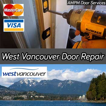 Door repair services in West Vancouver BC