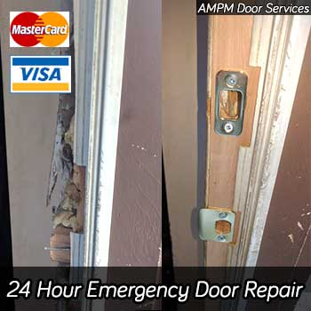 Emergency door repair services in Vancouver BC