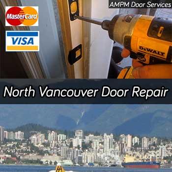 Door repair services in North Vancouver BC