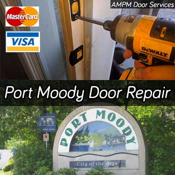 Door repair services in Port Moody BC