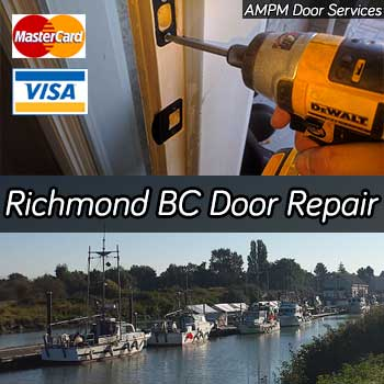 Door repair services in Richmond BC
