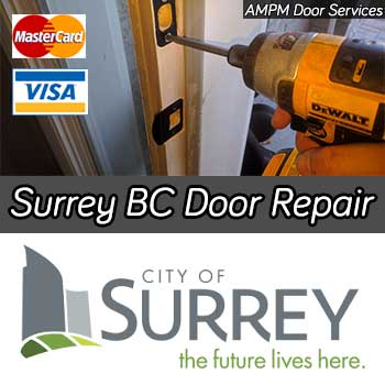 Door repair services in Surrey BC