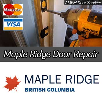 Door Repair Services in Maple Ridge