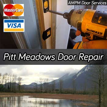 Door repair services in Pitt Meadows
