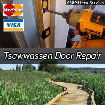 Door repair services in Tsawwassen, BC