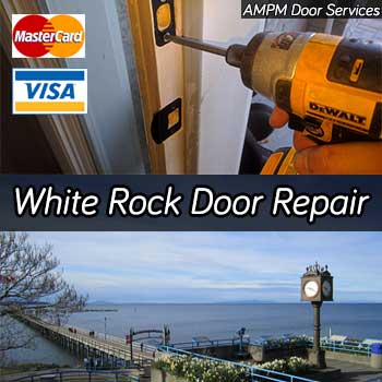 Door repair services in White Rock BC