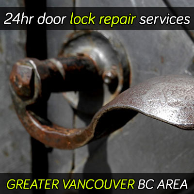 Door lock repair services