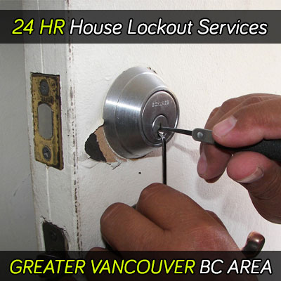 24 hour house lockout services
