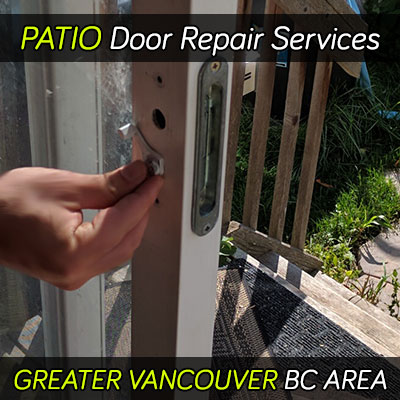 Patio door repair services